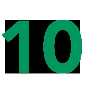 Number Ten.