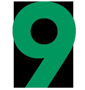 Number Nine.