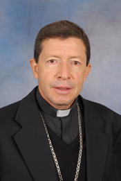 Monsignor Julio Garcia, Bishop of the Diocesis of Istmina