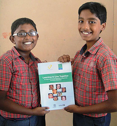 Ethics Education Projects Taking Off in India