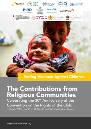Ending Violence Against Children - The Contributions from Religious Communities thumbnail