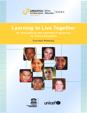 Learning to Live Together Executive Summary thumbnail