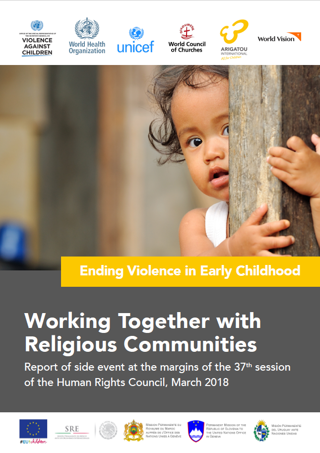 Ending Violence in Early Childhood - Working Together with Religious Communities thumbnail