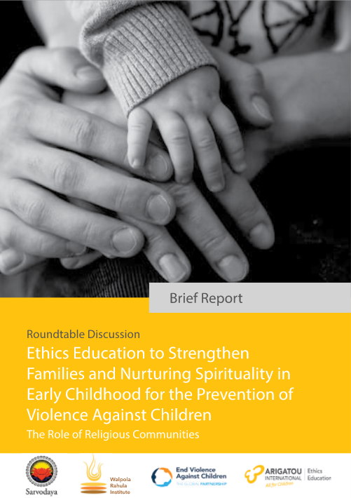 Ethics Education to Strengthen Families and Nurturing Spirituality in Early Childhood for the Prevention of Violence Against Children - The Role of Religious Communities thumbnail