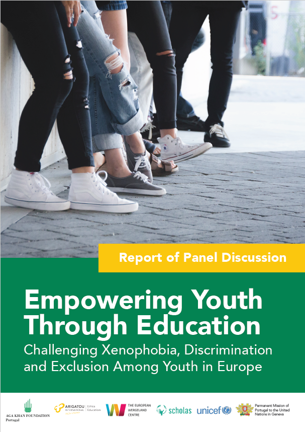 Empowering Youth Through Education - Challenging Xenophobia, Discrimination and Exclusion Among Youth in Europe thumbnail